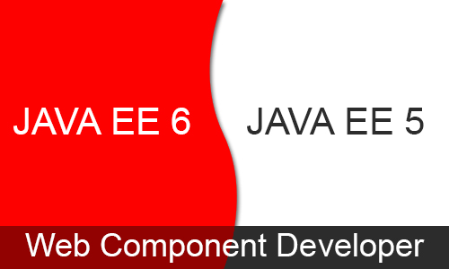 jee web component developer