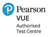 Pearson VUE test center logos